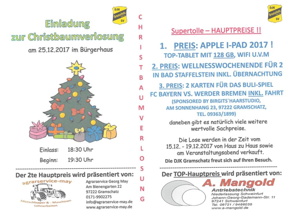 Flyer_Christbaumverlosung_2017