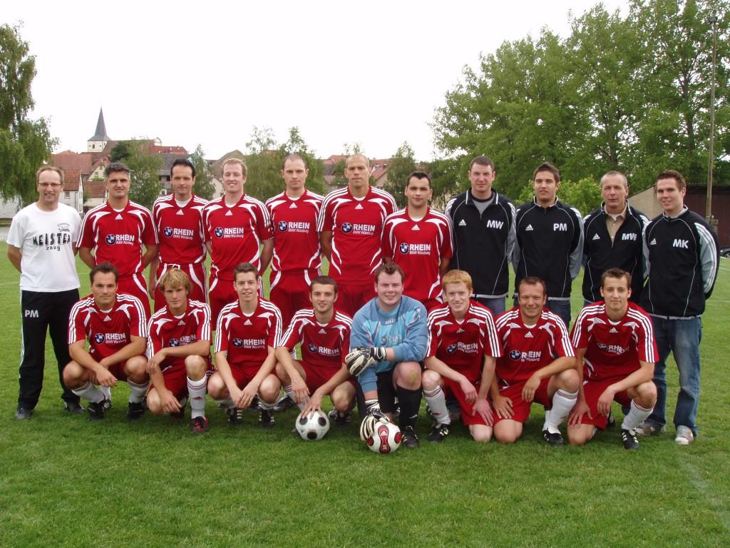 DJK Gramschatz - Saison 08/09