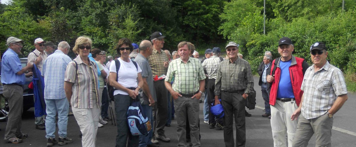 DJK Gramschatz Seniorenwanderung 2012 II