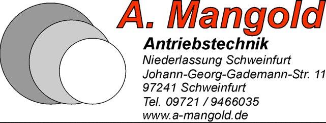 Mangold Schweinfurt